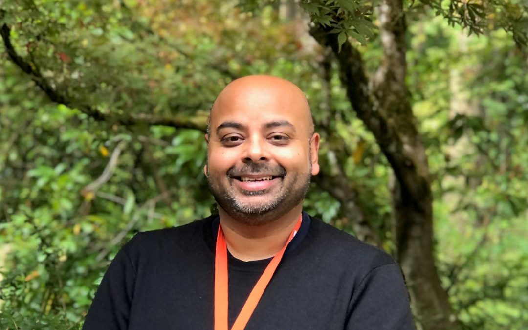 Welcome Bhuvinder Vaid, Educational Developer